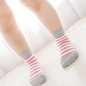 5 Pairs pack Autumn Unisex Baby Boy Socks Fashion Children Sock Cotton Kids Girl Socks 0-6Y