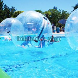 1.3 متر 1.5 متر 1.8 متر أطفال لعبة المياه المشي الكرة pvc نفخ المتداول الكرة المياه الرقص zorb كرات الرياضة كرات كبيرة