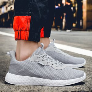 New Fashion women men running shoes black white grey Light weight Runners Sports Shoes trainers sneakers Homemade brand Made in China