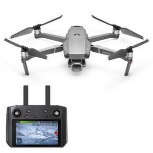 """DJI Mavic Pro 2 de 3 ejes cardán 1"""" Sensor CMOS de la cámara Hasselblad plegable RC aviones no tripulados con DJI Controlador Smart RTF"""