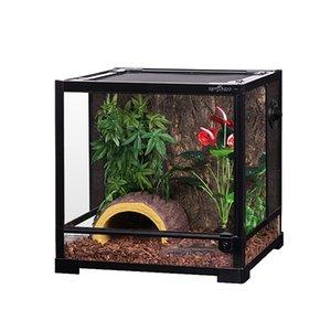 Fondo Natural corteza de árbol para el gecko lagarto de la serpiente de la tortuga de la rana reptiles Tarántula Vivarium terrarios Decoración Paisaje