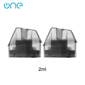 OneVape Lambo Cartridge 2pcs 2ml with 1.6ohm Coil Pod E Cig Pod Cartridge 100% Authentic