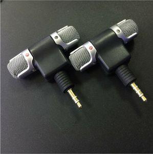 3,5 мм мини-рекордер стерео голоса микрофон Микрофон для ноутбука PC Android телефон Talk