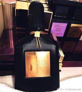 perfume Free shipping wooden flower fragrance black velvet romantic female natural charm 90ml high perfume capactity