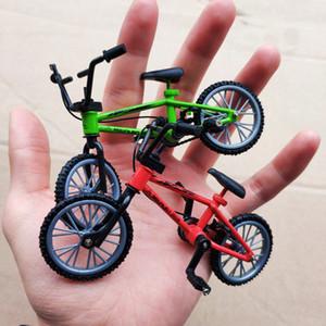 2019 Mini-finger-bmx Set Bike Fans Toy Alloy Finger BMX Functional Kids Bicycle Finger Bike Excellent Quality Bmx Toys Gift