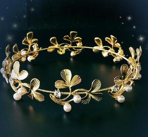 Pearl Crown Accessoires de cuisson de gâteau d'anniversaire Décoration Princesse