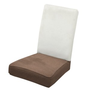 Waterproof Chair Seat Cover Anti Fouling Crumple Resistant Home Dining Table Decor Furniture Cushion Covers