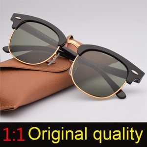 Mens Designer 3016 Sunglasses Woman Brand Sunglasses Fashion Sun Glasses Acetate Frame Tortoise Green Glass Lenses Des Lunettes De Soleil