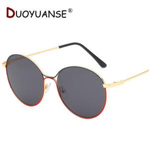 wholesale Polarized Sunglasses Woman Metal Framework 2019 New Fashion Sun Glasses Gradient Lenses glasses For 8923 wholesale
