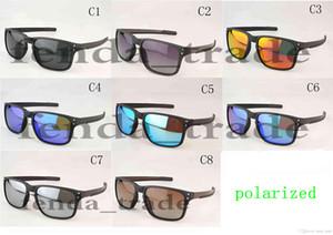 Moda Polarizada óculos de sol 8 cores TR90 Armação Dos Homens Das Mulheres Dos Homens de Metal Óculos de Sol Tendência Óculos Masculino Óculos de Condução Qualidade SUPERIOR