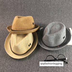 men's straw sunshade girls Children's sun Baby 7 cold basin hat 2-4-6 years old