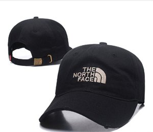 2019 Good Fashion North brand Face hat 아빠 Hat 힙합 골프 polose 야구 모자