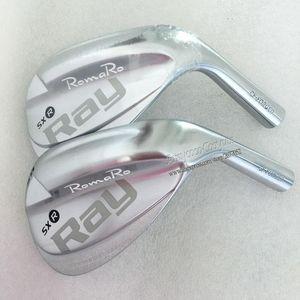 New Cooyute Heads Golf Romaro Ray Sx-R Unise Golf Wedges Head 48 50 52 54 56 58 60 Degree Golf Clubs Head IUjQi