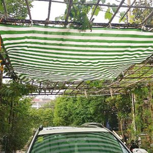 Durable Large Size Camping Blackout Cloth Anti-UV Awning Sunshade Suitable For Outdoor Courtyard Swimming Pool Carport Garden 1