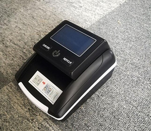 Portable Small Banknote Detector