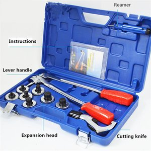 """Ferramenta de encaixe de tubo para ferramenta de expansão de tubos Faixa CT-100A De 10-28mm ou 1/2 """"a 11/8"""" Expansor de tubo"""