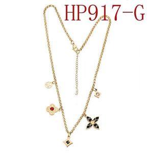 2019 di lusso cristalli swarovski collana donne gioielli flower designer collane quattro fogli del trifoglio delle donne di collane in acciaio inox