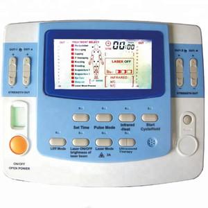 elettrofrequenza a ultrasuoni con elettrofrequenza a 9 canali a bassa frequenza con laser, riscaldamento, e-cup EA-F29