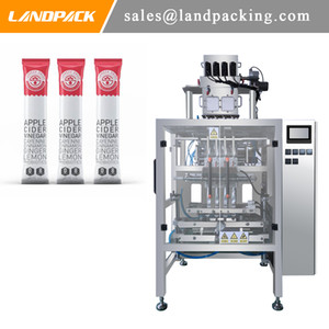 Multi Lanes Vitamin C Powder Fruit Powder Packing Machine Convenient And Practical