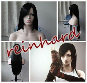Final Fantasy- Tifa Lockhart Cosplay Anime Wig