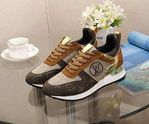 горячая Марка человек свободного покроя фитнес обувь кожаные мужские женские модные белые кожаные удобные туфли на плоской Повседневная обувь ежедневный бег AAAALuxury