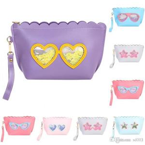 Viajes nuevo de las mujeres de la cremallera bolsas de cosméticos pequeño compone de masa hervida bolsa de cosméticos y artículos de tocador bolsa de maquillaje multi del color 9LH