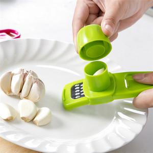 Haushaltsmühle Ingwer Knoblauch Multifunktionale Schleifen Reibe Hobel Hobel Cutter Kochwerkzeug Utensilien Küche Zubehör WX9-1366