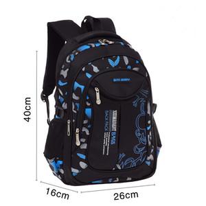 İlk ve ortaokul öğrencileri için su geçirmez eğlence sırt çantası