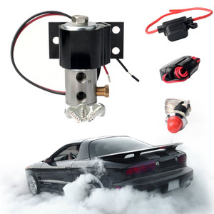 modificación del coche universal del freno delantero Bloqueo de línea Kit de rodillo de control del sistema Hill Holder Kit de control de neumáticos taquilla
