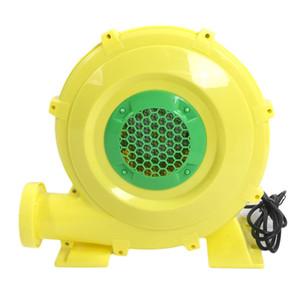 110V-120V 60Hz 6.2A 680W PE Engenharia de plástico Shell Air Blower EUA Plug Amarelo