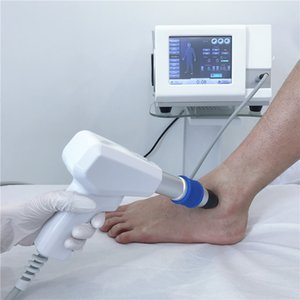 Экстракорпоральная ударно-волновая терапия боли Лечение машина Acoustic Radial Shockwave целлюлита Body Relax массажное оборудование
