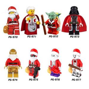 أعجوبة عيد الميلاد أبطال المنتقمون الخارقون من غالاكسي أفلام فيديو لعبة رسوم متحركة تحجب ألعاب Figures Blocks POGO970