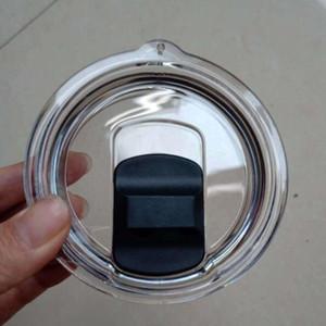Paslanmaz Çelik Tumbler YE Kupası'na Toptan 30oz 20oz manyetik kapakları Mıknatıs Temizle Kapaklar Kapak Otomobil Bira Mug Sıçrama Dökülme Kanıtı Kapaklar