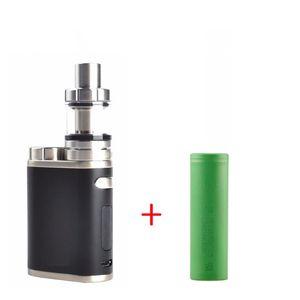 Pico Starter Kit 5 Colors with TC 75W Melo 3 Mini Tanks Atomizer Invisible Airflow Control Vape Box Mod Vaporizer Pen Kits