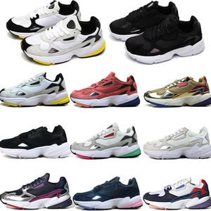 Falcon W Leder und Mesh Jugend Damen atmungsaktiv Laufschuhe Damen Herren Falcon W Mix EVA Dämpfung Sneakers Sportschuhe