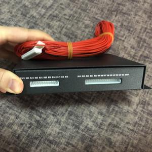 Freeshipping Баланс литиевая батарея Активный Эквалайзер Bluetooth APP 2S ~ 24S BMS литий-ионная Lipo Lifepo4 LTO Balancer JK не Совет по защите