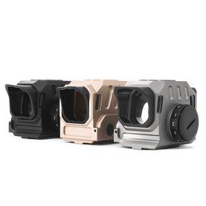 Magorui Tactical EG1 Roter Punkt-Bereich Reflexvisier Holographic Optical Sight 1,5 MOA mit 20 mm Schienenmontage