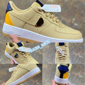 2020 new Air forceing 1 07 LV8 1ho20 forceNBA Women men AF 1 trending shoes men women casual designer shoes