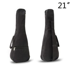 """Waterproof 21"""" Guitar Bag Nylon oxford Ukulele Guitar Cover Gig Bag Soft Case Adjustable Shoulder Straps Carry Bags HOT"""