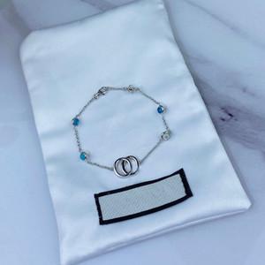 HOT vender el encanto de moda de cuero pulseras brazalete Flores para las mujeres amantes boda del partido de la joyería de regalo de compromiso de tobillo