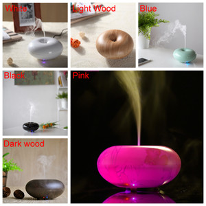Aroma Essential Oil Diffuser Ultrasonic Cool Mist Air Humidifier 7 Color Changeable LED Night Light Essential Oil Diffuser DH1143 T03