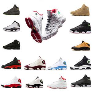 13s Herren Basketballschuhe Damen Designer Sneakers Chicago DMP Flint Playoffs Altitude Black Cat Love Respect weiß schwarz Baron Outdoor Schuh