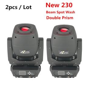 dj éclairage tête mobile lot 3in1 conduit de déplacement de faisceau de spot de têtes et de zoom lyre tête mobile LED Spot 230w