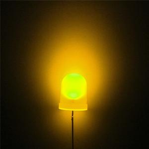 5000 unids 5mm LED diodo de luz kit surtido diy LEDs conjunto blanco amarillo rojo verde azul electrónico kit diy venta caliente