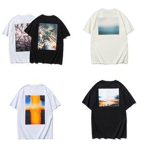 New temor de Deus T-Shirts FOG Essentials T marca de moda Mens Designer T Shirt Casual manga curta gráfico Shirts Hip Hop homens mulheres casal