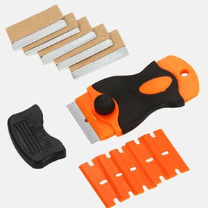 ousehold Cleaning Tools & Accessories Glass Cleaning Tools & Accessories Car & Window Tint Ceramic Glass Oven Razor Scraper Plast...