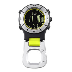 Waterproof Thermometer Barometer Alarm Clock Compass Outdoor 58g 30 Meters Casual, Travel, Outdoor, etc Watch