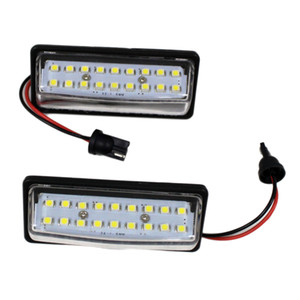 2pcs fehlerfrei 18 3528 SMD LED Kennzeichenbeleuchtung Lampen fit für Nissan TEANA J31 J32 Maxima Cefiro Altima Rogue Sentra