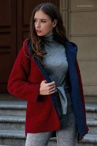 Taraflar Kış Ceket Renkli Bayan Coats Kadın Tasarımcı Polar Hırka Ceket Moda Isınma Wear Can