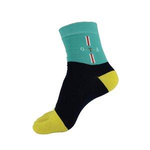 New Respirant Five Fingers Toe hommes chaussettes coton doux Casual chaussettes pour homme